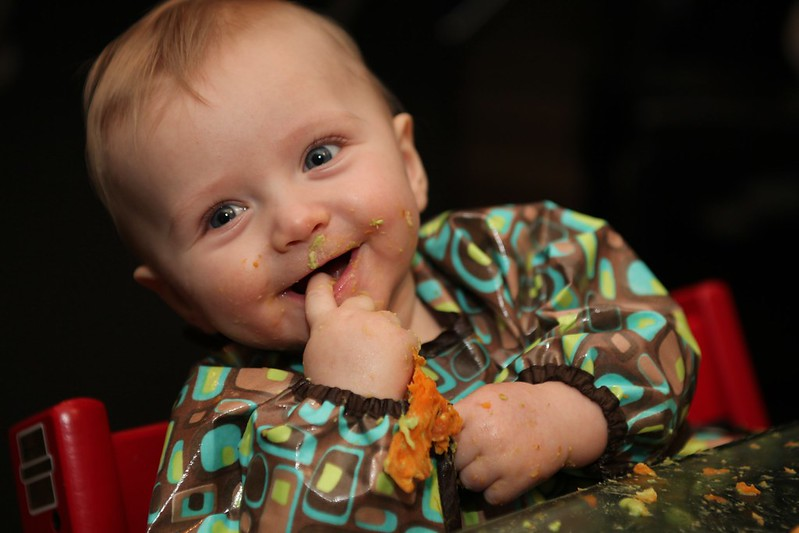 Baby Led Weaning: 9 ventajas que debes conocer